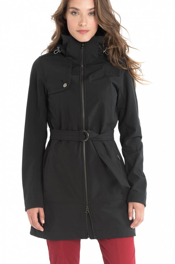 Куртка LUW0317 GLOWING JACKETКуртки<br><br> Стильное пальто Glowing из материала Softshell уютно согреет и защитит от ненастной погоды ранней весной или осенью. Приятная фактура материала и модный дизайн создают изящный и легкий образ.<br><br><br>Центральная ветрозащитная планка допол...<br><br>Цвет: Черный<br>Размер: M