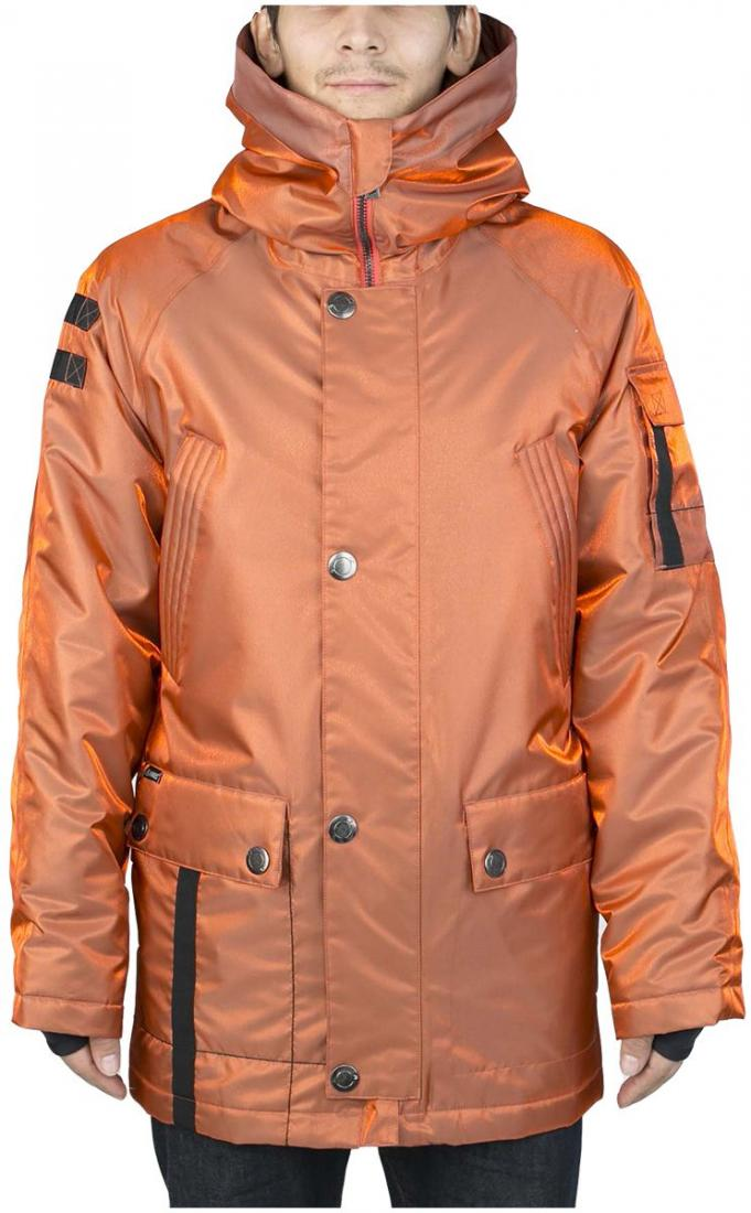Куртка утепленная Tundra MКуртки<br><br><br>Цвет: Оранжевый<br>Размер: 46