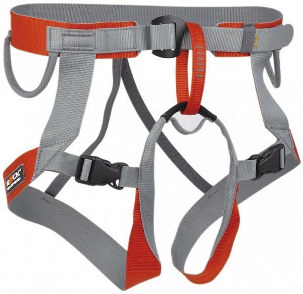 """Обвязки спортивные SkialpОбвязки, беседки<br>Легкая и удобная обвязка для страховки на горных скалах и ледниках во время занятий ski-tour и прохождений ледовых маршрутов.<br><br>Разъемные ремни для ног с пряжками позволяют легко и быстро поменять экипировку, не снимая """"кошки"""" или лыжи. Поясной ремень ос...<br><br>Цвет: Серый<br>Размер: L"""