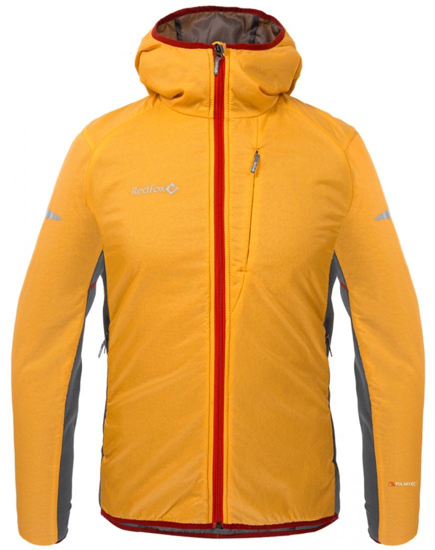 Куртка утепленная AlphaКуртки<br><br><br>Цвет: Желтый<br>Размер: 46