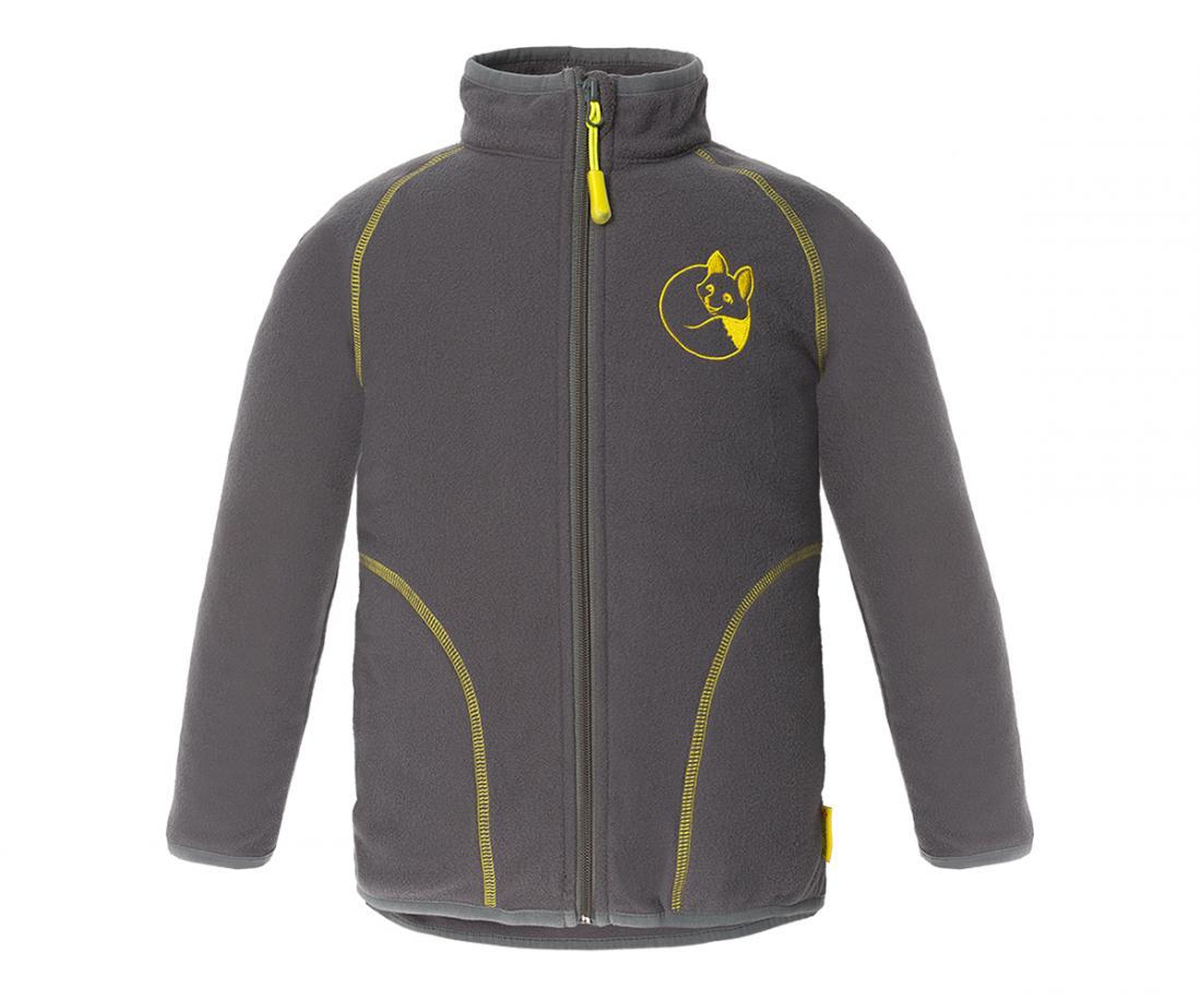 Куртка Hunny BabyКуртки<br>Классическая куртка из флиса. Теплый уютный флис согреет вашего ребенка в прохладную погоду.<br> <br><br>Материал – Polar Fleece.<br>Эргономичный крой.<br>Два боковых кармана.<br>Защита подбородка.<br>Размерный р...<br><br>Цвет: Серый<br>Размер: 122