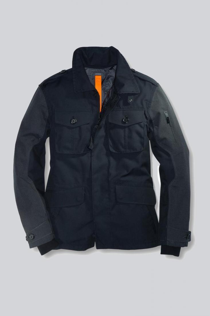 Куртка утепленная муж.FieldКуртки<br>Одежда G-Lab сочетает в себе предельную функциональность и соответствует последним тенденциям моды. Куртка FIELD предлагает именно это. Удлиненный и элегантный силуэ. Практичный материал обеспечивает максимальную защиту от непогоды. Носите куртку когда...<br><br>Цвет: Темно-синий<br>Размер: L