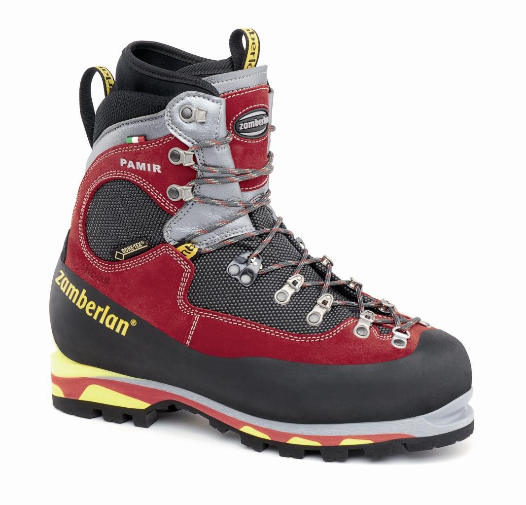 Ботинки 2080 PAMIR GTX RRАльпинистские<br><br><br>Цвет: Красный<br>Размер: 38