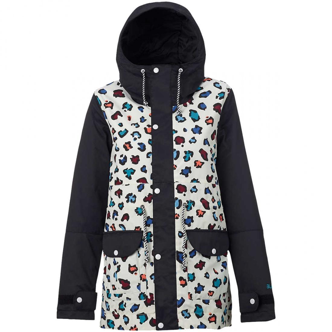 Куртка W TWC TROUBLMAKR JK г/лКуртки<br>Потому что это оригинально. Потому что это так же удобно как и городская одежда. Потому что этот удлиненный силуэт отлично сочетается и со...<br><br>Цвет: Черный<br>Размер: XS