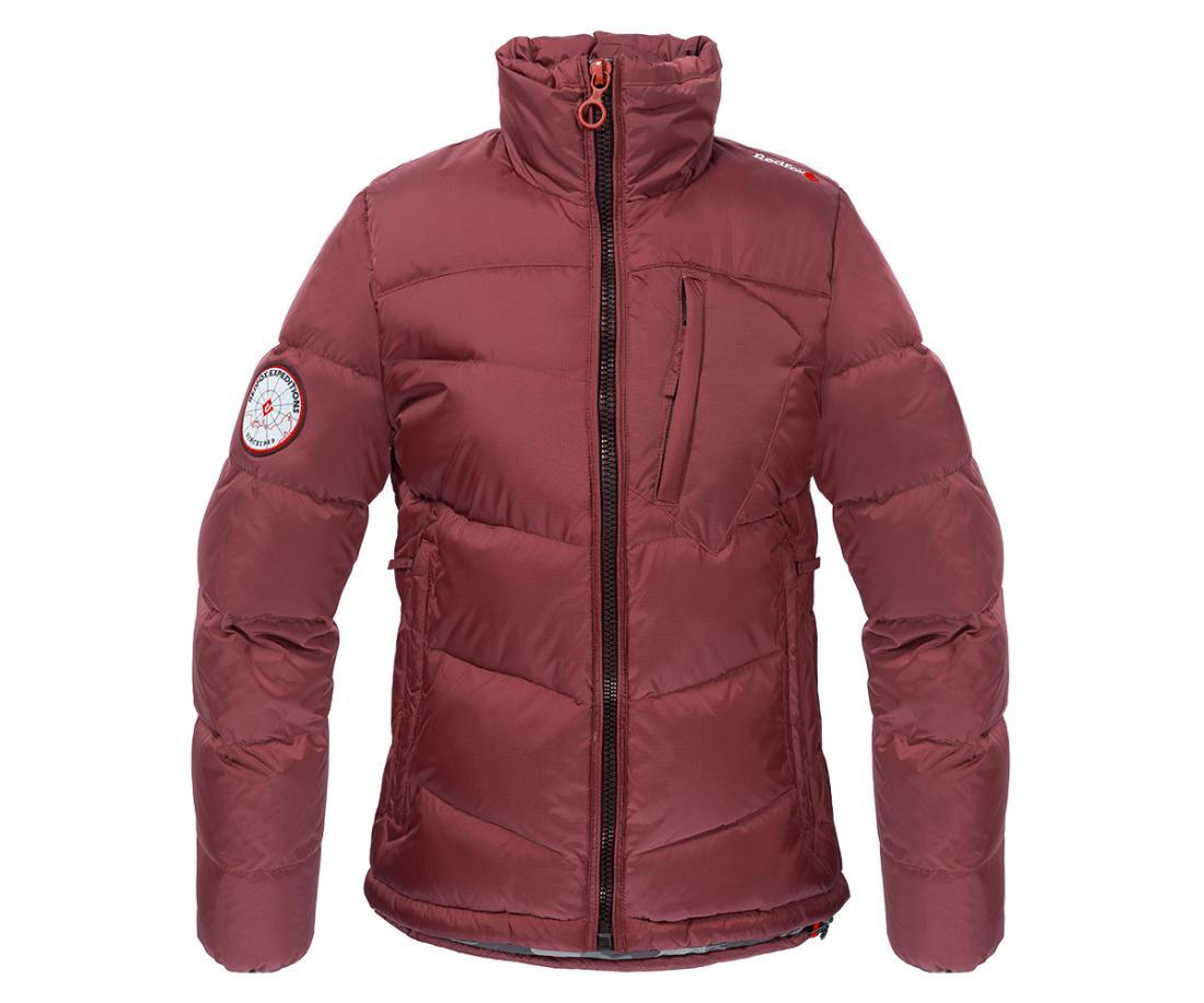 Куртка пуховая XLB Ex05Куртки<br><br><br>Цвет: Бордовый<br>Размер: 60