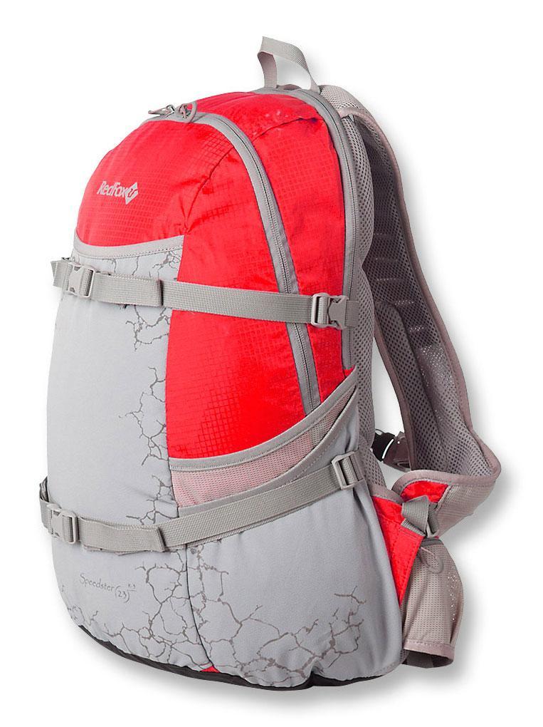 Рюкзак Speedster 23 R-3Рюкзаки<br><br><br>Цвет: Красный<br>Размер: 23 л