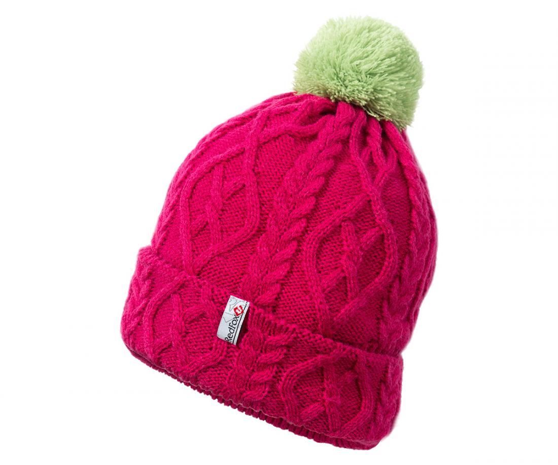Шапка Render ДетскаяШапки<br><br> Повседневная яркая шапка, хорошо сочетающаяся с различными комплектами одежды.<br><br><br>Материал – Acrylic.<br>Размерный ряд – 48-50, 52-54.<br><br><br>Цвет: Розовый<br>Размер: 52-54