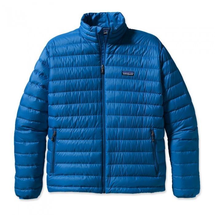 Куртка 84673 Down Sweater мужскаяКуртки<br><br><br>Цвет: Синий<br>Размер: XS