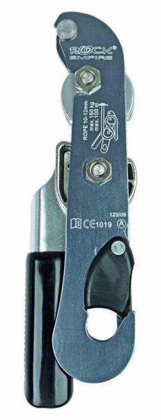 Спусковое устройство RE DescenderСпусковые устройства<br>Самоблокирующееся устройство для спуска по веревке. Позволяет четко контролировать скорость спуска.<br> <br>Короткий подъем по веревке...<br><br>Цвет: Серый<br>Размер: None