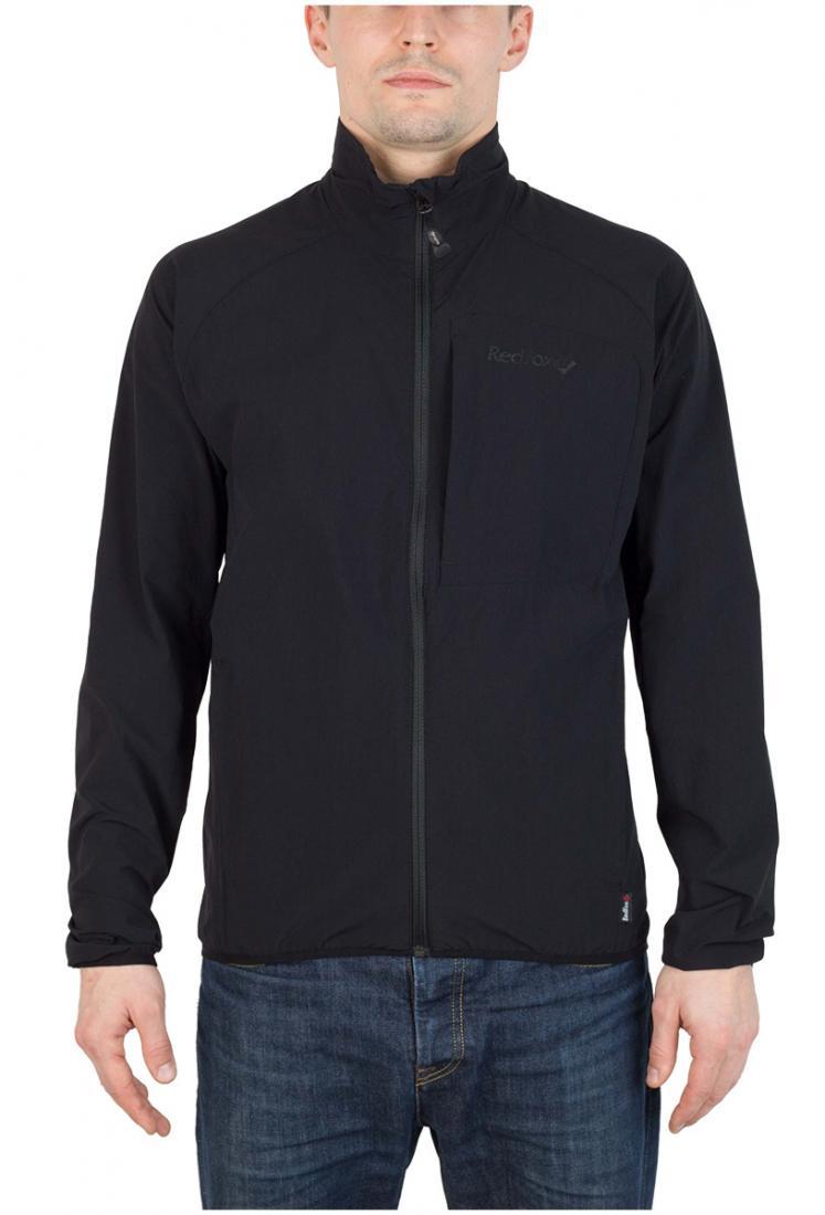 Куртка Stretcher МужскаяКуртки<br><br> Городская легкая куртка из эластичного материала лаконичного дизайна, обеспечивает прекрасную защитуот ветра и несильных осадков,о...<br><br>Цвет: Черный<br>Размер: 44