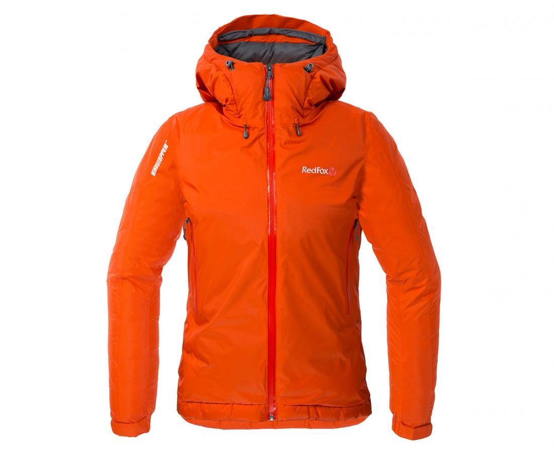 Куртка пуховая Down Shell II ЖенскаяКуртки<br><br> Пуховая куртка для альпинистских восхожденийразличной сложности в очень холодных условиях.Благодаря функциональности материала WIN...<br><br>Цвет: Оранжевый<br>Размер: 44
