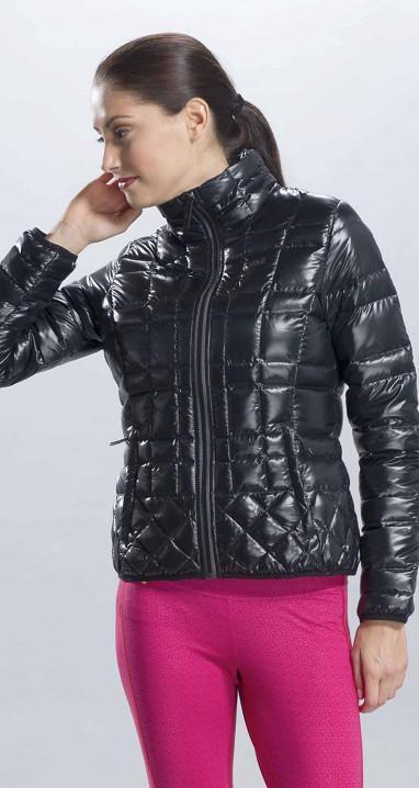 Куртка LUW0186 CHILLY JACKETКуртки<br><br><br>Цвет: Черный<br>Размер: S