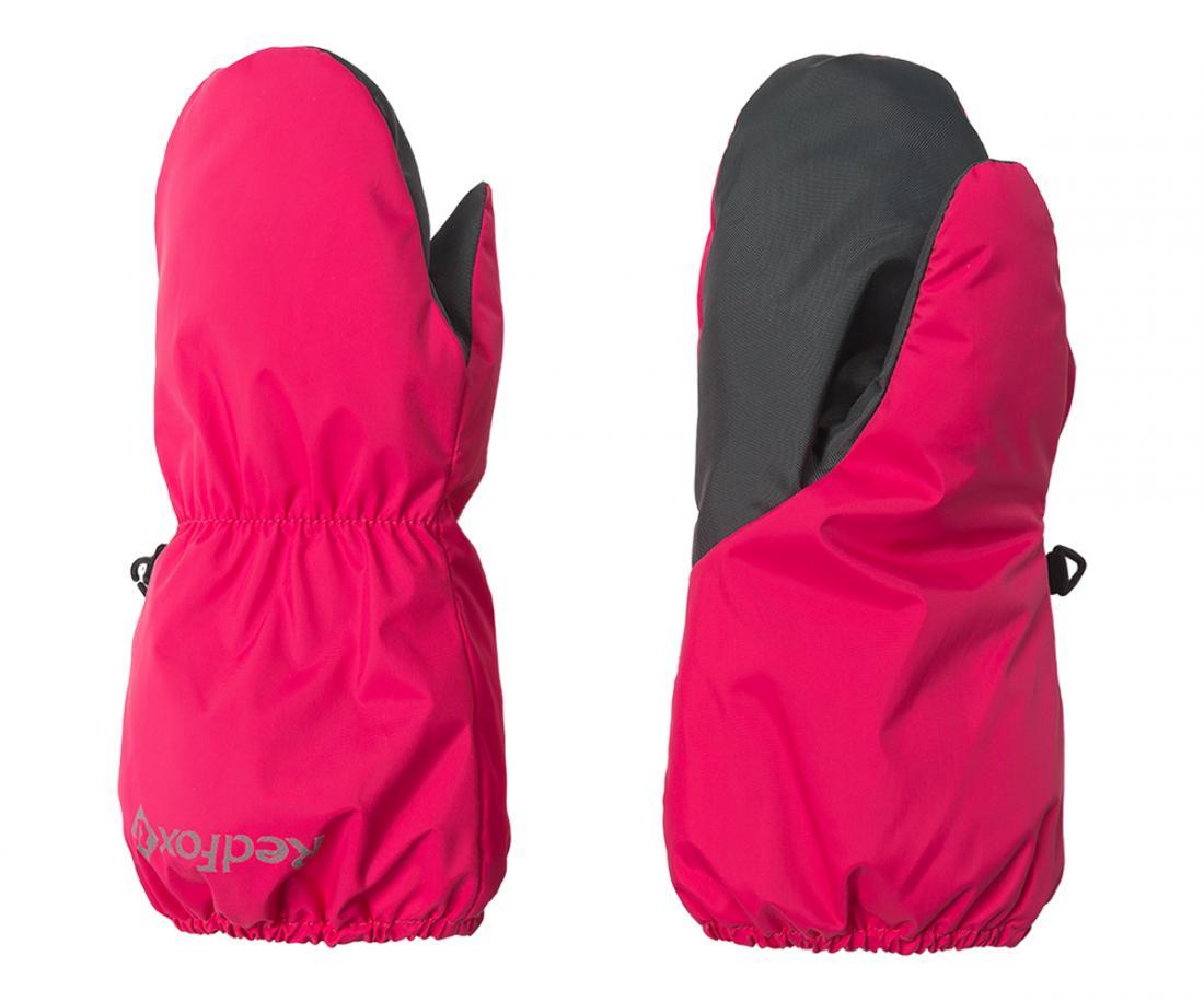 Варежки утепленные North-extract ДетскиеВарежки<br><br> Невероятно теплые пуховые варежки обеспечат тепло и комфорт при активных играх зимой.<br><br> <br><br><br><br> Материал – Dry Factor 5000, Omnitherm Class...<br><br>Цвет: Розовый<br>Размер: XL
