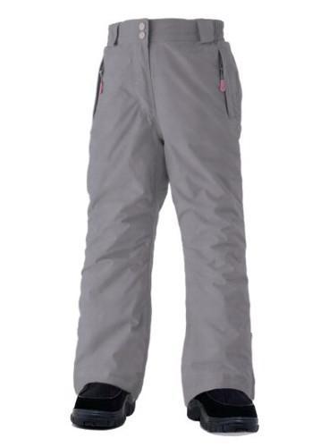 Брюки для девочки SWA4101 ELLAБрюки, штаны<br><br> Теплые и функциональные брюки Ella для девочек – стильные и удобные, дарят свободу и позволяют полностью насладиться зимними видами спорта. Модель влагонепроницаема и ветронепродуваема, благодаря применению современных материалов и технологий.<br>&lt;/p...<br><br>Цвет: Серый<br>Размер: 128
