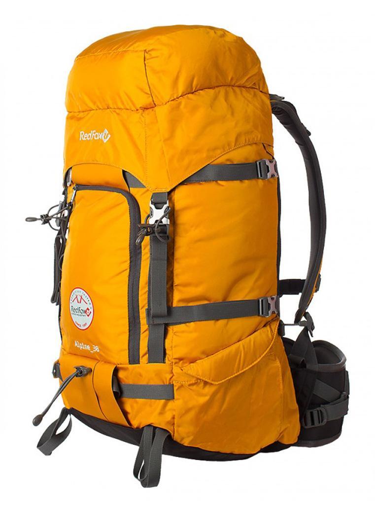 Рюкзак Alpine 30Рюкзаки<br><br><br>Цвет: Желтый<br>Размер: 30 л