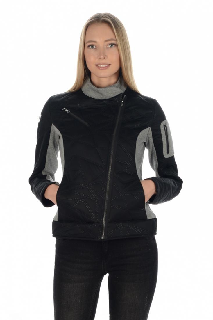 Stayer Куртка 17-42623 женская Черный stayer куртка спортивная 409161 54 черный