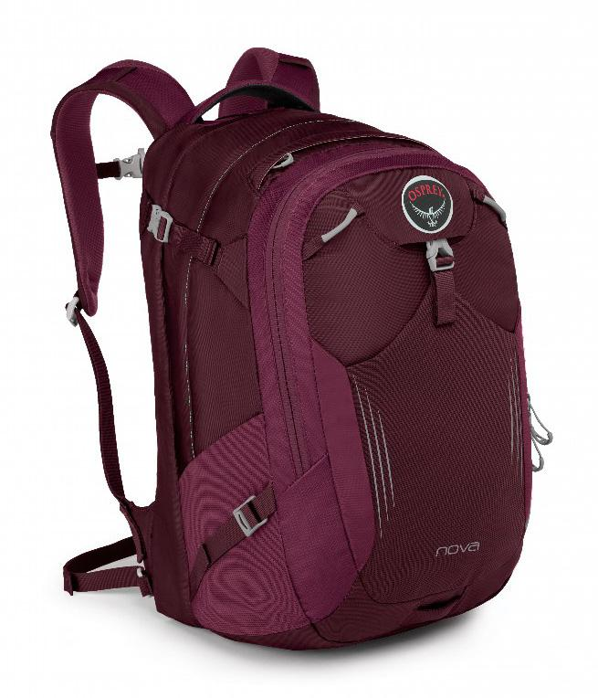 Рюкзак Nova 33Рюкзаки<br><br> Женская модель рюкзака Nova 33 сочетает в себе функциональный дизайн и высокое качество применяемых материалов. Он создан для активного отдыха и городских прогулок и оснащен удобными карманами для электроники, документов и прочих вещей.<br><br><br>...<br><br>Цвет: Фиолетовый<br>Размер: 33 л
