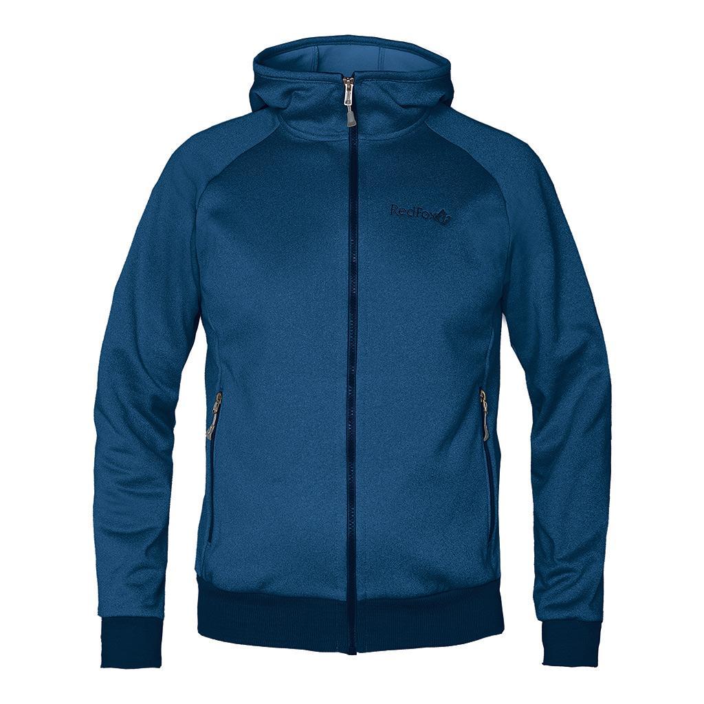 Куртка Monsoon Hoody МужскаяКуртки<br>Легкая мужская городская куртка из флиса, лицеваясторона которого имеет «cotton look».<br> <br> Основные характеристики:<br><br>интегрированный капюшон<br>крой рукава «реглан» для большего комфорта движений<br>д...<br><br>Цвет: Синий<br>Размер: 52