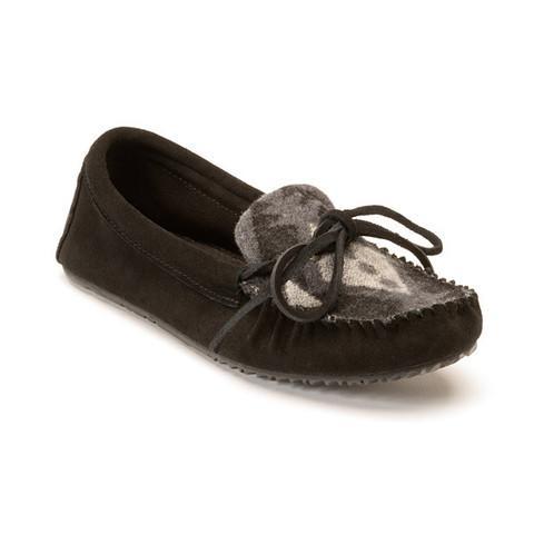 Мокасины Wool Canoe Suede женскМокасины<br><br> На языке аборигенов слово мокасины означает ботинок или башмачок. Наши предки первоначально разработан скрыть эти мокасины носить на улице в летнее время. Сегодня компания Manitobah продолжает эти традиции, сочетая национальные традиции мастерс...<br><br>Цвет: Черный<br>Размер: 6