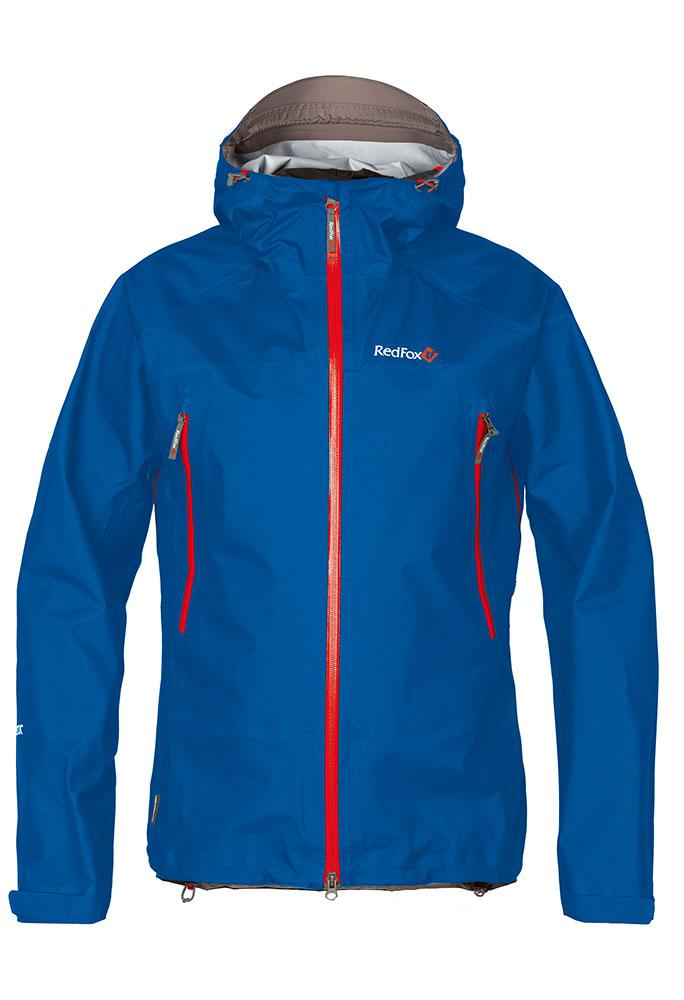 Куртка ветрозащитная Vector GTX III МужскаяКуртки<br><br> Классическая штормовая куртка, выполненная из материала GORE-TEX®3L. Надежно защищает от дождя иветра, не стесняет движений, удобна для путешествийи активного отдыха.<br><br> Основные характеристики<br><br>эргономичный капюшон с регулиро...<br><br>Цвет: Голубой<br>Размер: 46