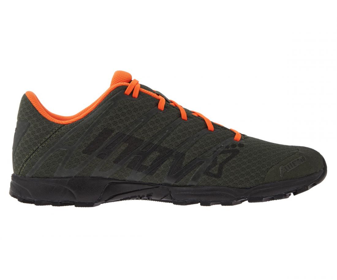 Inov-8 Кроссовки F-lite 240 (10.5, Thyme/Black/Orange, ,) inov 8 питьевая система 1l reservoir 1 л clear black