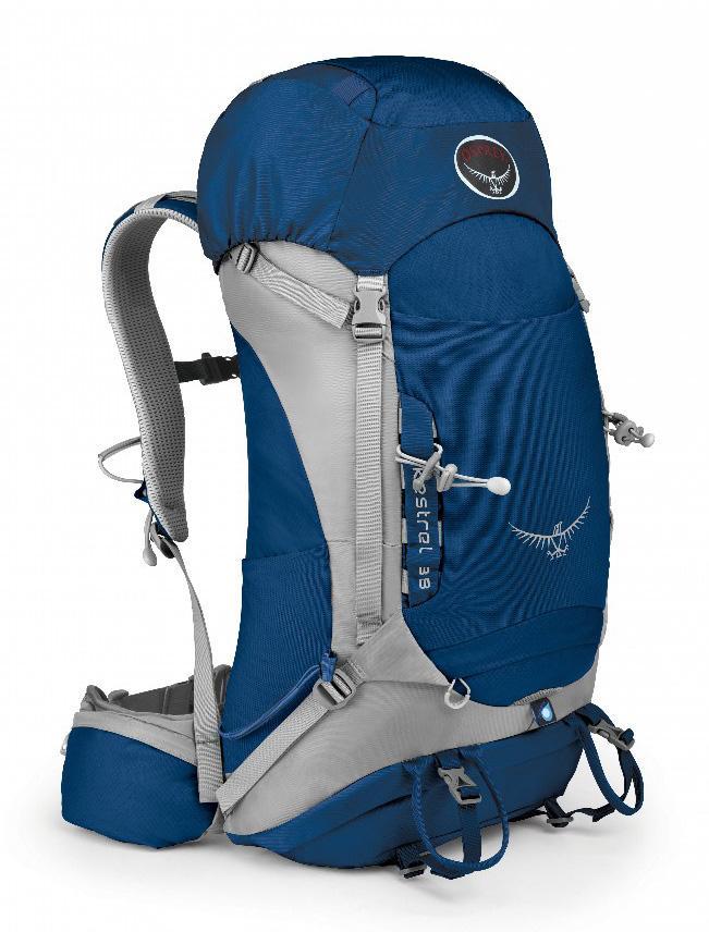 Рюкзак Kestrel 38Рюкзаки<br>Универсальные всесезонные рюкзаки серии Kestrel разработаны для самых разных видов Outdoor активности. Специальная накидка от дождя защитит рю...<br><br>Цвет: Синий<br>Размер: 38 л