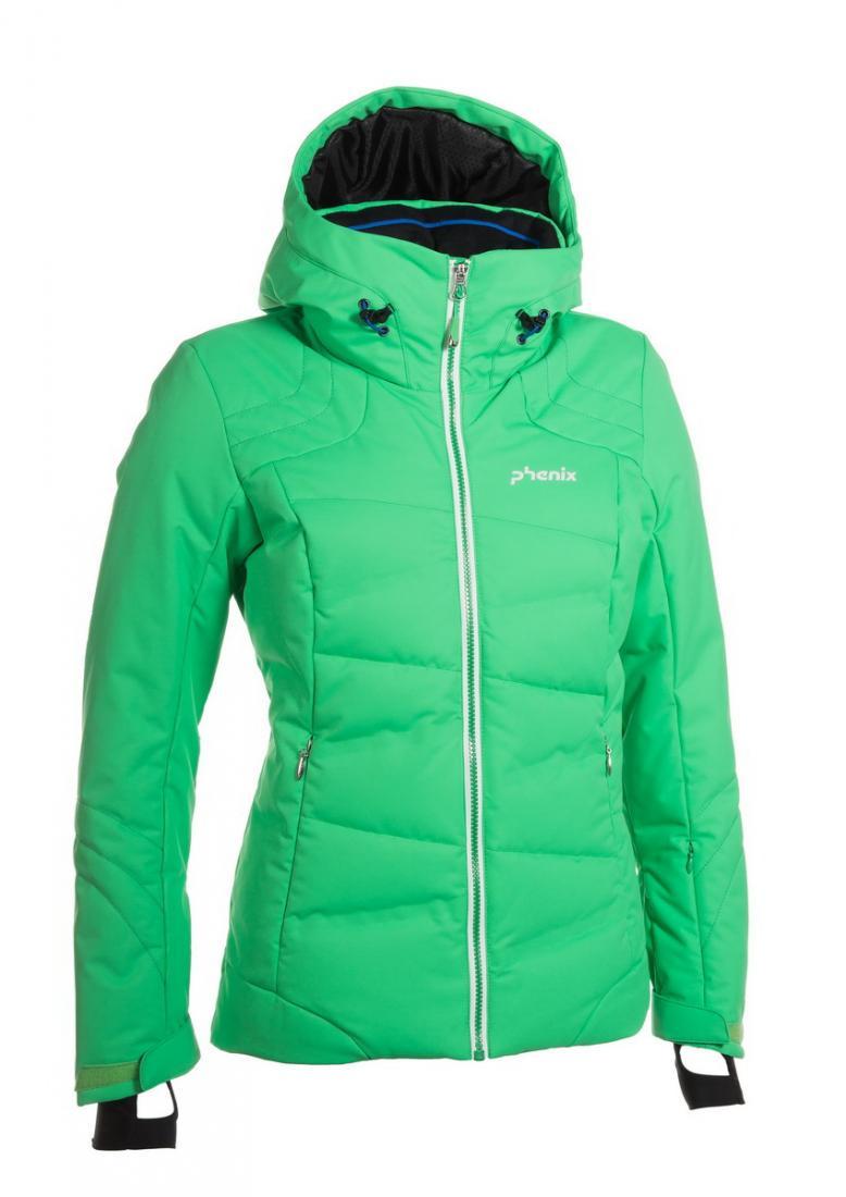 Куртка ES482OT52 Luna Jacket, жен.Куртки<br><br><br>Цвет: Зеленый<br>Размер: 34