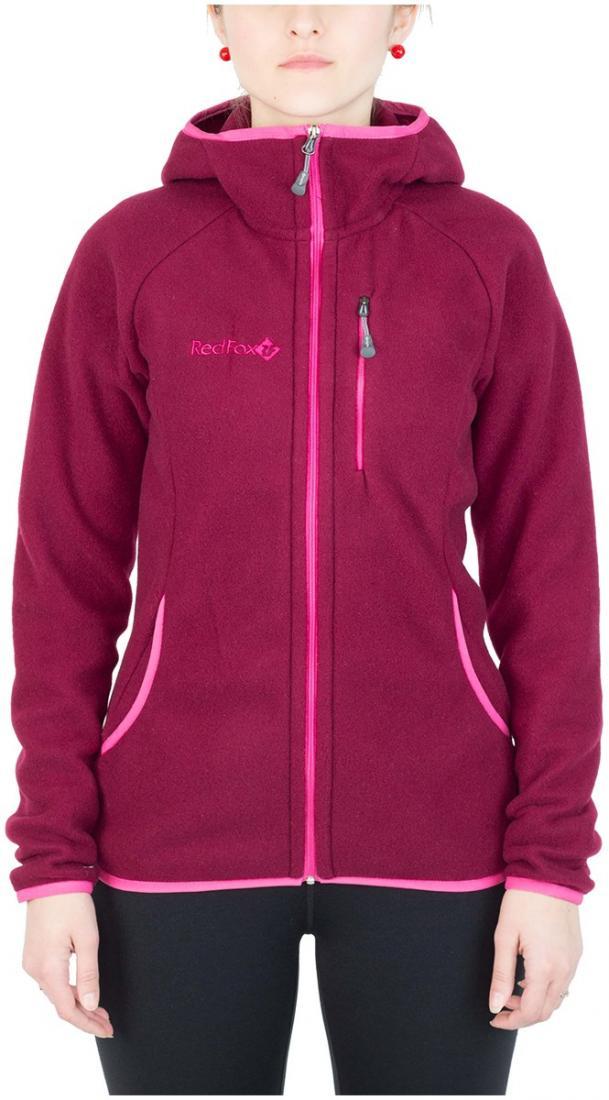 Куртка Runa ЖенскаяКуртки<br><br><br>Цвет: Малиновый<br>Размер: 42