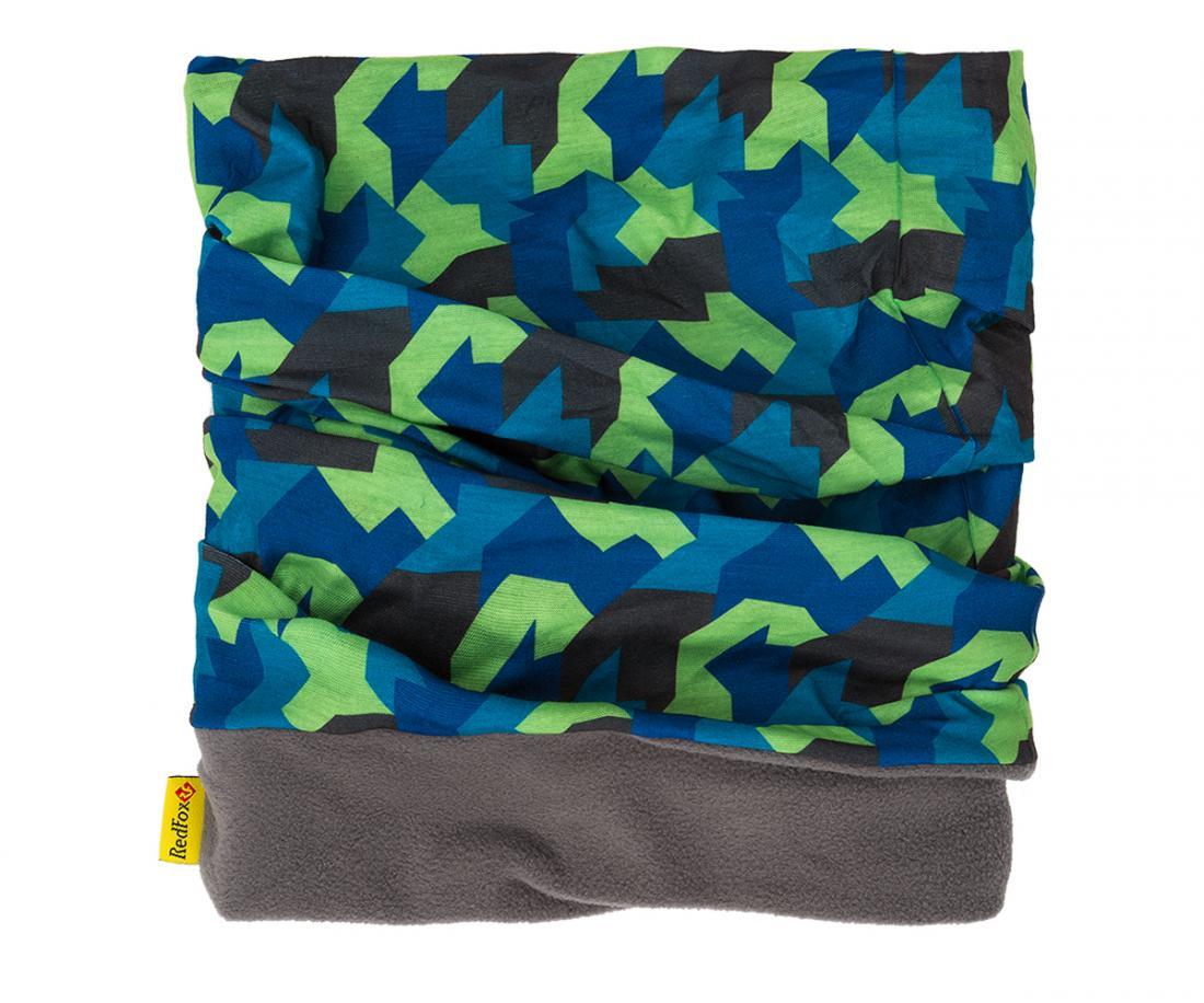 Шарф-бандана MF ДетскийШарфы<br>Универсальный шарф-бандана с флисовой вставкой. Прекрасно защищает от холода. Можно носить в качестве головного убора или в качестве шарфа.<br> <br>МАТЕРИАЛ: 100 % Polyester<br> <br>МАТЕРИАЛ 2: Fleece, 100% Polyester, 135 g/sqm<br>...<br><br>Цвет: Синий<br>Размер: None