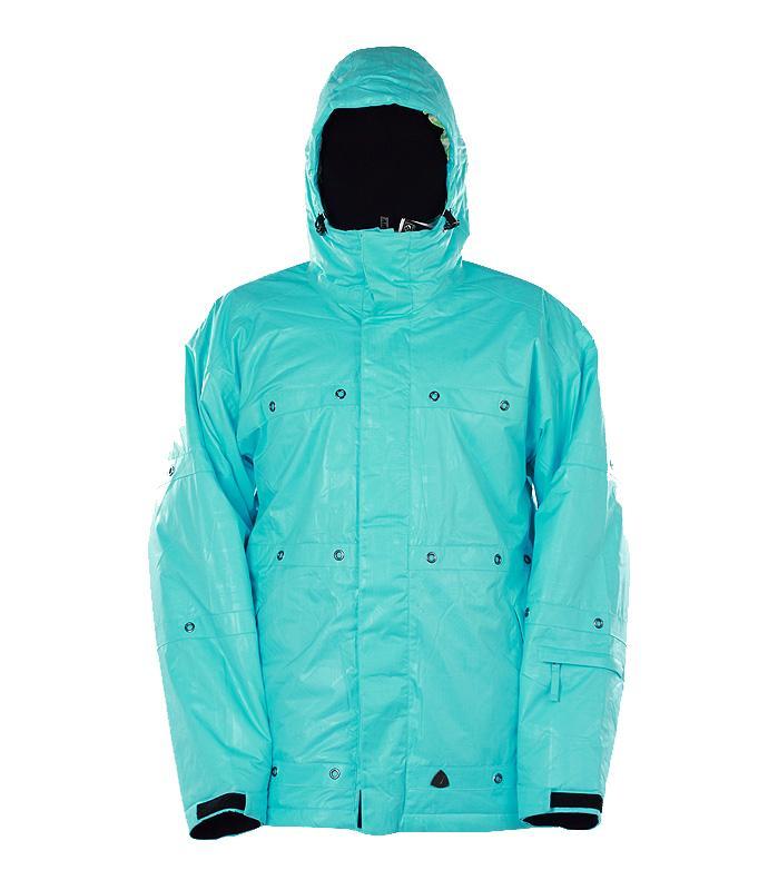 Куртка утепленная HardКуртки<br><br><br>Цвет: Голубой<br>Размер: 52