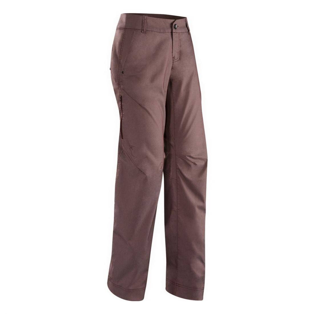 Брюки A2B Commuter Pant жен.Брюки, штаны<br><br><br><br> Женские брюки Arcteryx A2B Commuter Pant Womens – идеальный вариант для велосипедисток, а также они подходят для путешествий и повседневной нос...<br><br>Цвет: Коричневый<br>Размер: 6