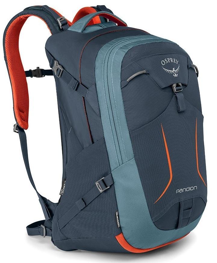 Рюкзак Pandion 28Городские<br>Рюкзак Pandion 28 — топовый рюкзак для активного повседневного использования. Благодаря вентилируемой спине AirSpeed™ и лямкам с подкладкой из сетки, вам будет комфортно даже в жарких условиях. <br>Ключевые особенности рюкзака в том, что внутренни...<br><br>Цвет: Темно-синий<br>Размер: None
