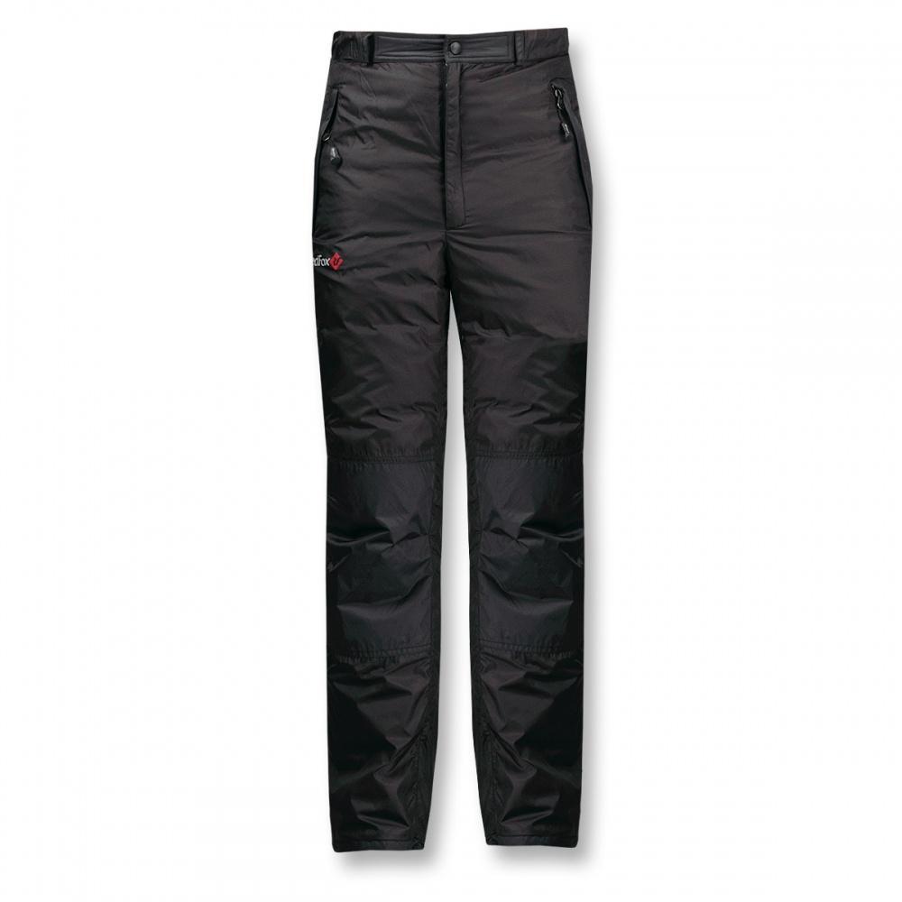 Брюки пуховые Ultra LightБрюки, штаны<br><br><br>Цвет: Черный<br>Размер: 52