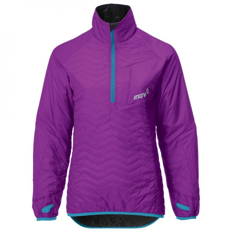 Куртка Race Elite? 220 thermoshellКуртки<br><br> Женская куртка Race Elite™ 220 Thermoshell от компании Inov-8 обладает функциональным дизайном, благодаря которому ее можно носить на обе стороны. Та...<br><br>Цвет: Фиолетовый<br>Размер: M