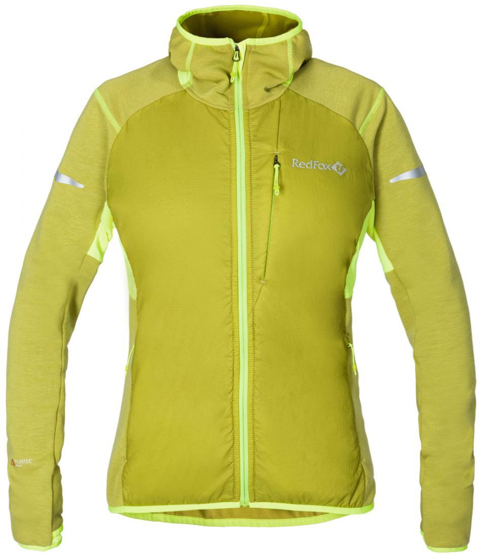 Куртка Alpha Hybrid женскаяКуртки<br><br><br>Цвет: Салатовый<br>Размер: L