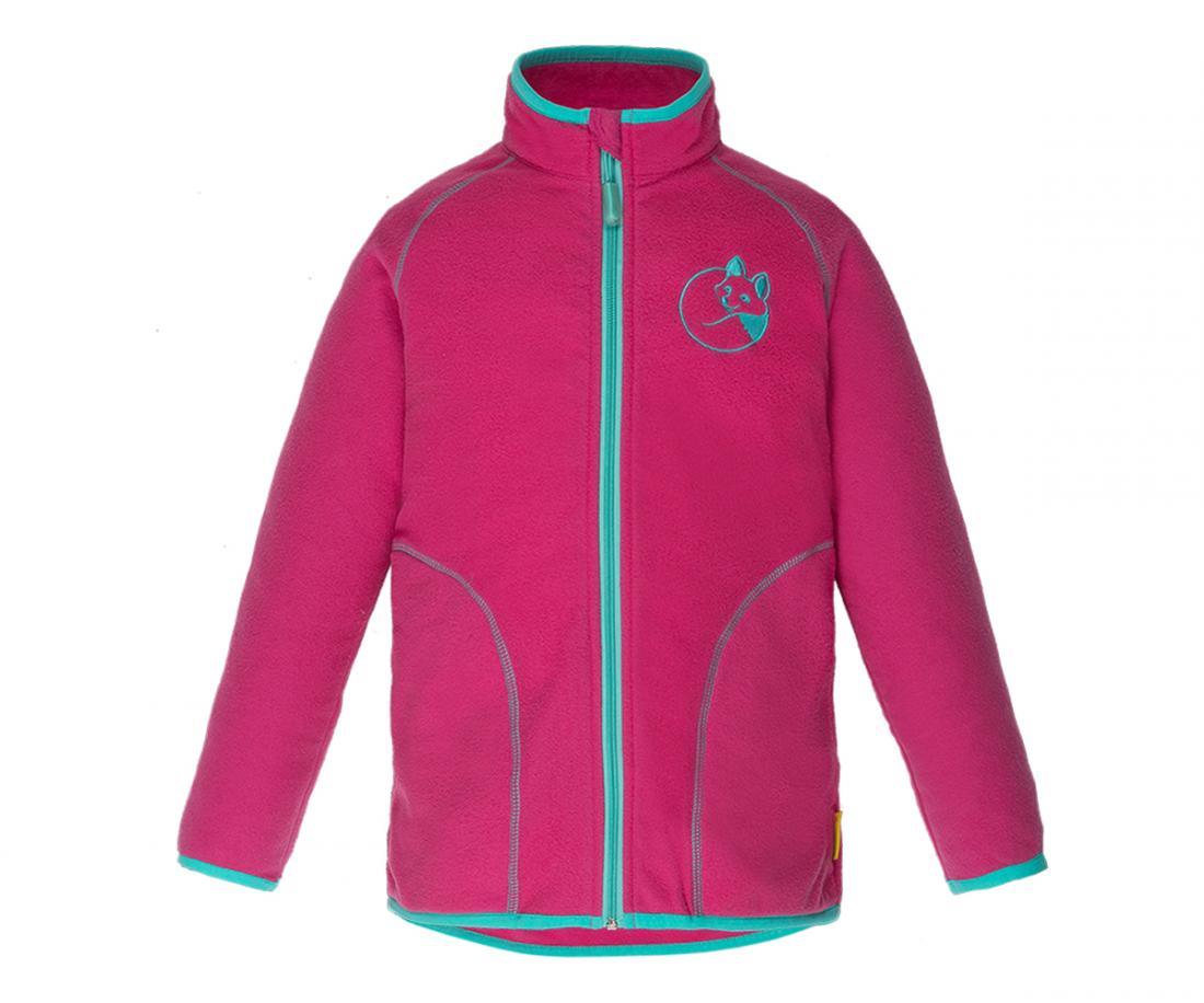 Куртка Hunny BabyКуртки<br>Классическая куртка из флиса. Теплый уютный флис согреет вашего ребенка в прохладную погоду.<br> <br><br>Материал – Polar Fleece.<br>Эргономичный крой.<br>Два боковых кармана.<br>Защита подбородка.<br>Размерный р...<br><br>Цвет: Розовый<br>Размер: 110