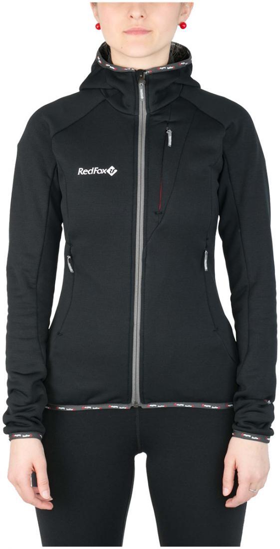 Куртка Runa ЖенскаяRed Fox<br>Легкая и  универсальная куртка из серии Nordic Style, выполненная  из материала Polartec 100. Анатомический крой обеспечивает точную посадку по фигуре. Может быть использована в качестве основного либо дополнительного утепляющего слоя. <br> <br> Основные хара...<br><br>Цвет (гамма): Розовый<br>Размер: 44