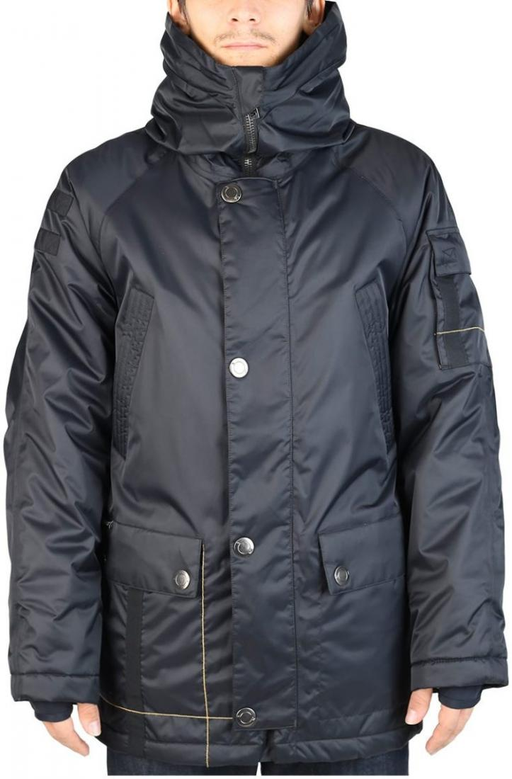Куртка утепленная Tundra MКуртки<br><br><br>Цвет: Черный<br>Размер: 44