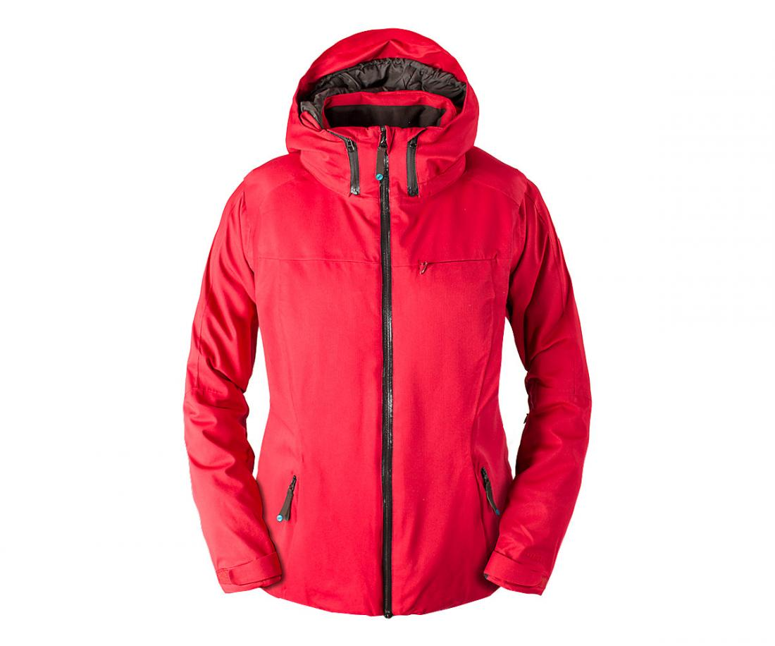 Куртка Glide жен.Куртки<br>Куртка Glide от Pyua привлекает внимание оригинальным видом внешней стеганой ткани. Она выглядит стильно и элегантно, что наверняка оценят де...<br><br>Цвет: Красный<br>Размер: L
