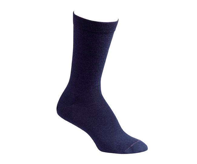 Носки повседневные жен.4512 BASIC CREWНоски<br><br> Повседневные женские носки FoxRiver Basic Crew — это классика жанра, которая всегда будет актуальна. Они тонкие, но довольно теплые, благодаря в...<br><br>Цвет: Темно-синий<br>Размер: L