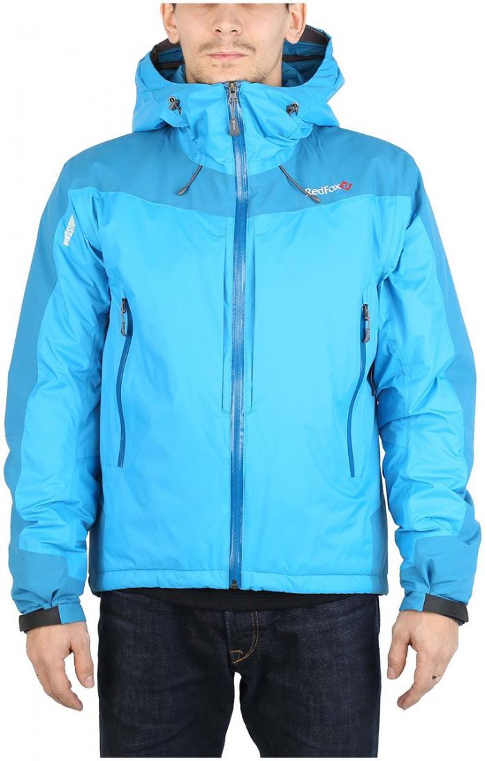 Куртка утепленная Wind Loft II МужскаяКуртки<br><br><br>Цвет: Небесно-голубой<br>Размер: 54