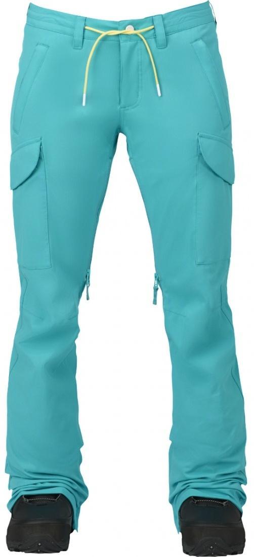 Брюки W TWC NEXTERDAY PT жен. г/лБрюки, штаны<br><br><br>Цвет: Бирюзовый<br>Размер: S