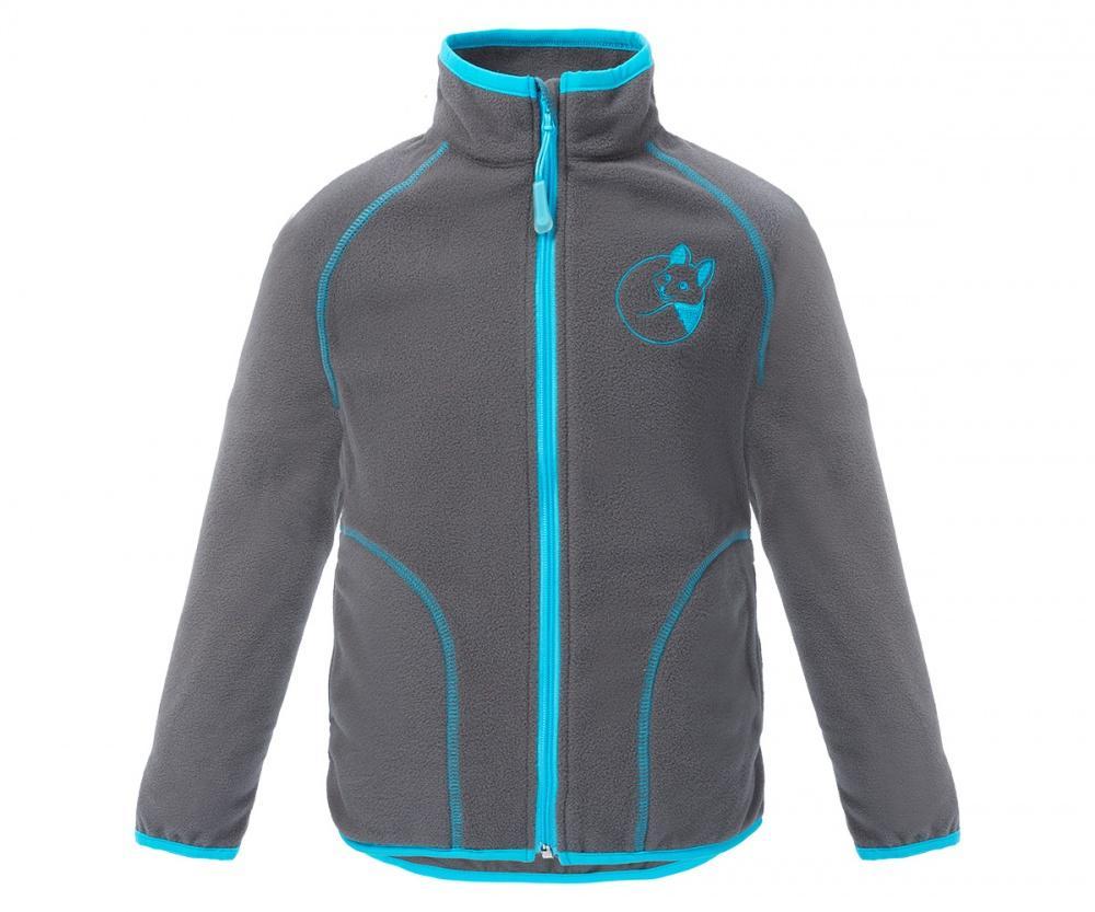 Куртка Hunny BabyКуртки<br>Классическая куртка из флиса. Теплый уютный флис согреет вашего ребенка в прохладную погоду.<br> <br><br>Материал – Polar Fleece.<br>Эргономичный крой.<br>Два боковых кармана.<br>Защита подбородка.<br>Размерный р...<br><br>Цвет: Темно-серый<br>Размер: 110
