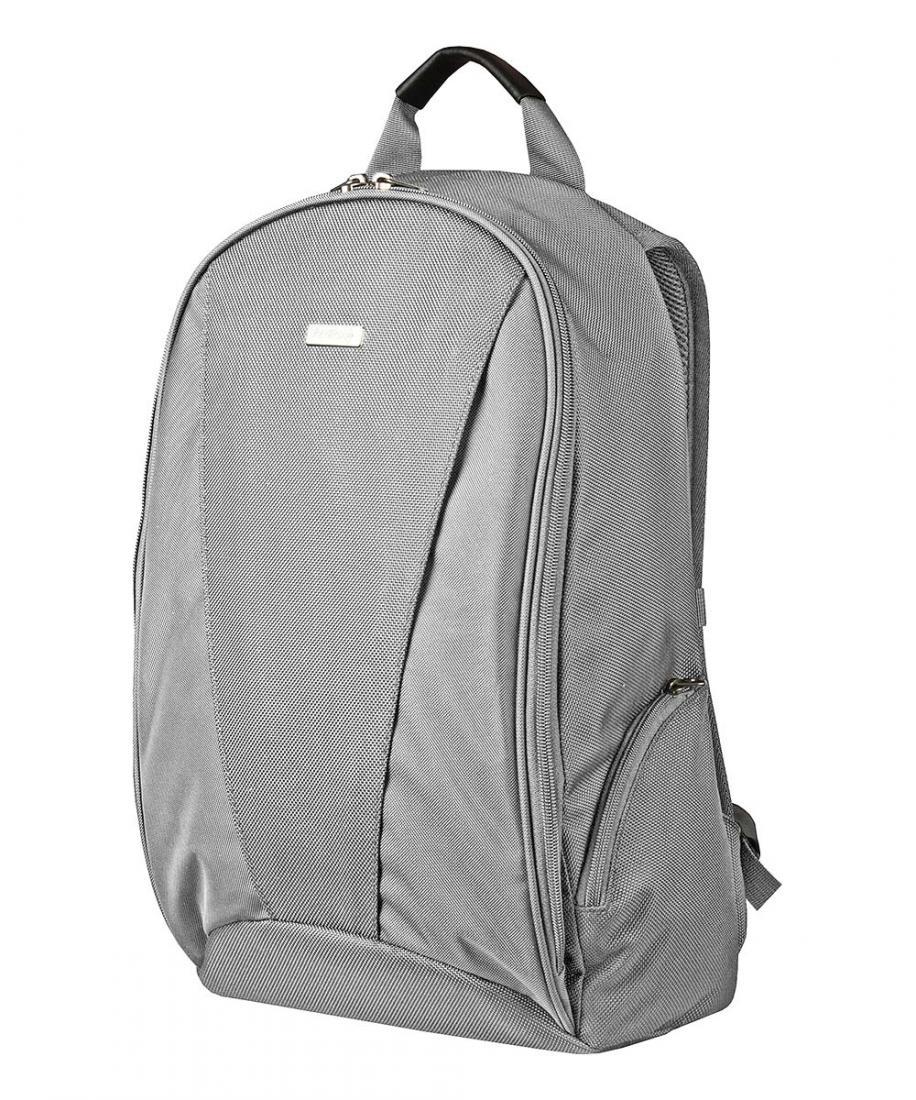 Рюкзак Daily 1Рюкзаки<br><br>Daily 1 – стильный городской рюкзак небольшого объема<br><br><br>назначение: повседневное городское использование<br>одно отделение на молнии<br>отделение для ноутбука с размером экрана 15''<br>органайзер с большим количест...<br><br>Цвет: Серый<br>Размер: 25 л