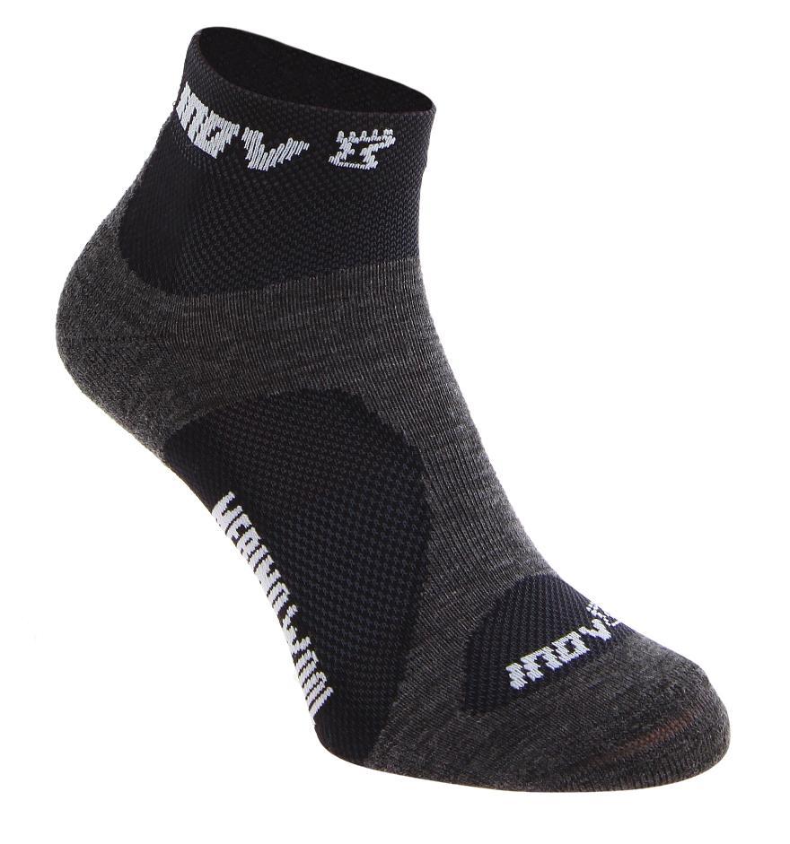 Носки Mudsoc midНоски<br><br> Мужские носки Mudsoc Mid средней длины от компании Inov-8 – оптимальный выбор для занятий спортом, в частности бегом по бездорожью. Они отличаются прочностью и дарят комфорт во время движения за счет применения дышащих материалов. Модель имеет упло...<br><br>Цвет: Темно-серый<br>Размер: M