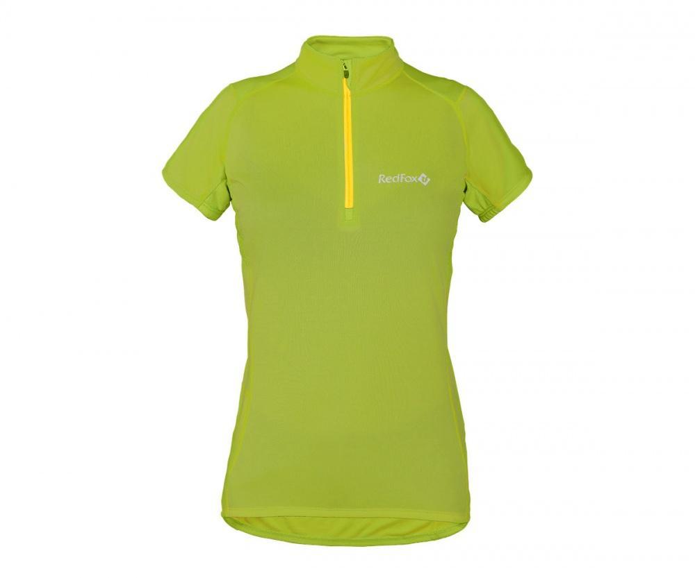 Футболка Trail T SS ЖенскаяФутболки, поло<br><br> Легкая и функциональная футболка с коротким рукавом из материала с высокими влагоотводящими показателями. Может использоваться в качестве базового слоя в холодную погоду или верхнего слоя во время активных занятий спортом.<br><br><br>основно...<br><br>Цвет: Зеленый<br>Размер: 46
