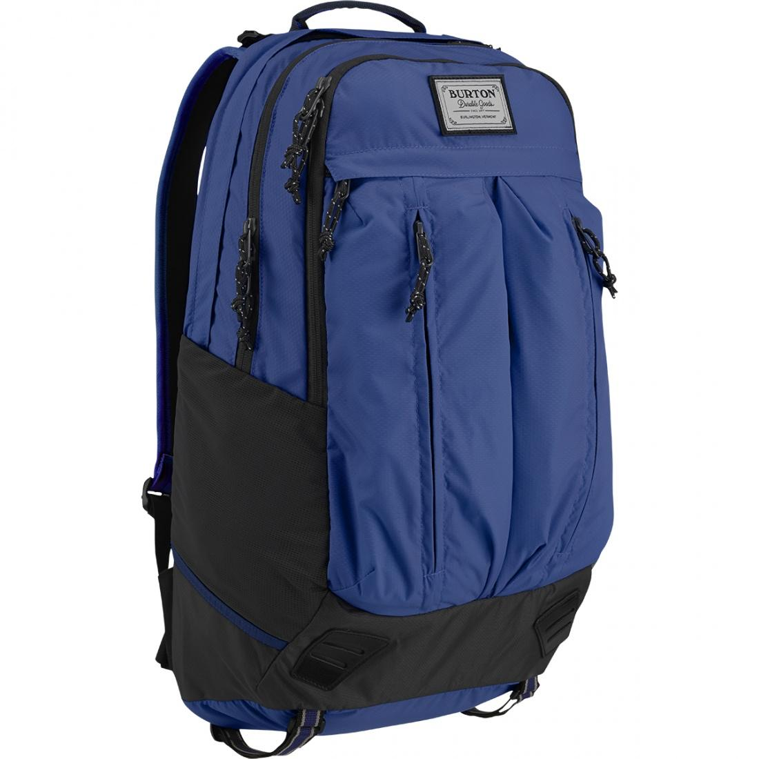 Burton Рюкзак BRAVO PACK (, GRY HTHR DIMND RPSTP, , , FW17) burton рюкзак burton curbshark pack grape crush dmnd rip 26 л