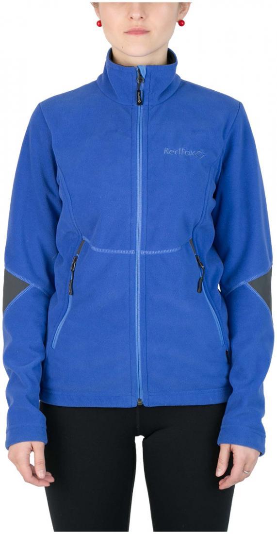 Куртка Defender III ЖенскаяКуртки<br><br> Стильная и надежна куртка для защиты от холода и ветра при занятиях спортом, активном отдыхе и любых видах путешествий. Обеспечивает свободу движений, тепло и комфорт, может использоваться в качестве наружного слоя в холодную и ветреную погоду.<br>&lt;/...<br><br>Цвет: Синий<br>Размер: 50