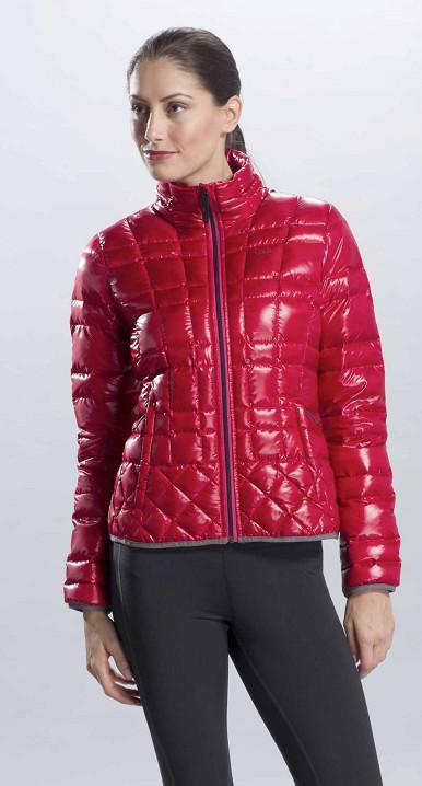 Куртка LUW0186 CHILLY JACKETКуртки<br><br><br>Цвет: Красный<br>Размер: M