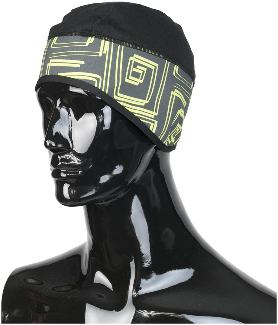 Шапка GLACIER CAP ЖелтыйШапки<br>Состав: 95% Полиэстер, 5% Эластан<br><br>Цвет: Желтый<br>Размер: L/XL